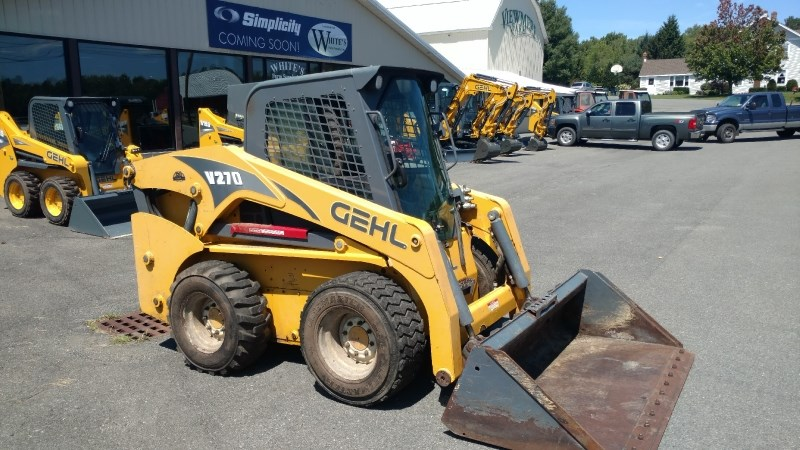 Gehl V270 Skid Steer For Sale