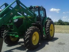 Tractor For Sale:  2013 John Deere 6170M , 170 HP