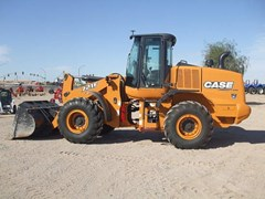 Wheel Loader :  Case 721F