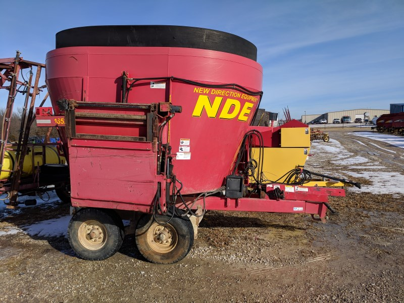 NDE 1652 TMR Mixer For Sale