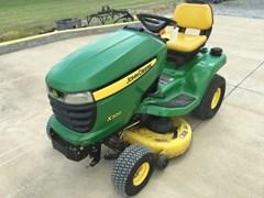 Riding Mower For Sale:  2008 John Deere X300 , 17 HP