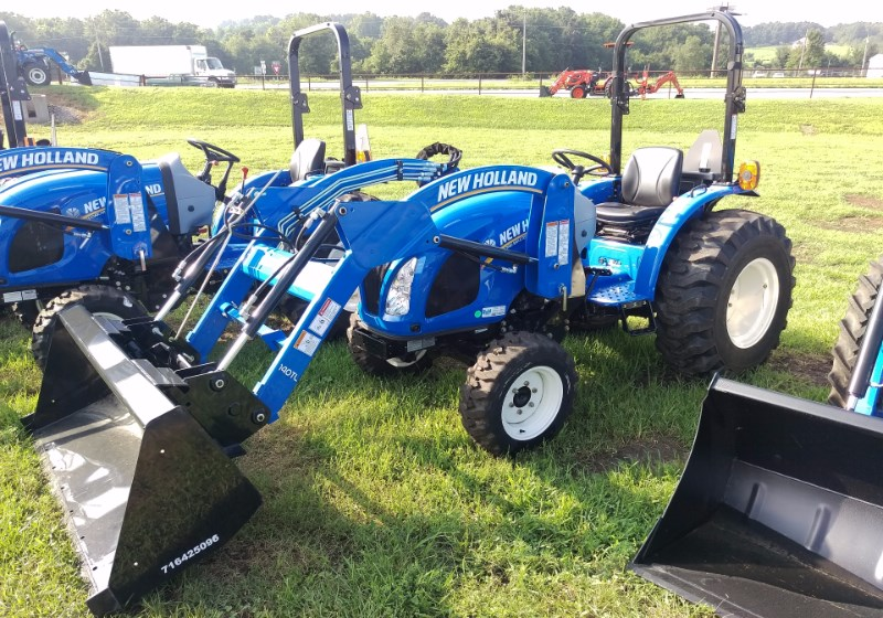 2016 New Holland (NEW) Workmaster 37 4x4 Hydro Tractor For Sale