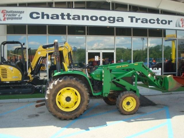 2000 John Deere 4600 Tractor For Sale