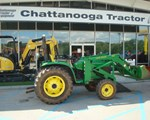 Tractor For Sale: 2000 John Deere 4600, 43 HP