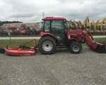 Tractor For Sale: 2013 Mahindra 6010, 60 HP