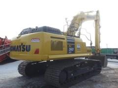 Excavator For Sale:  2016 Komatsu PC360LCI-11