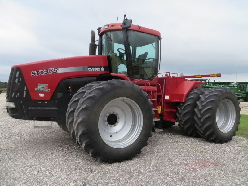 2006 Case IH STX 375 Tractor For Sale