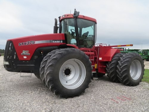 Tractor For Sale:  2006 Case IH STX 375 , 375 HP