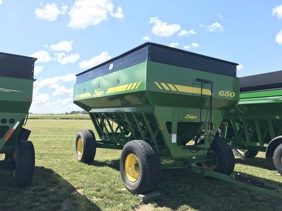 Demco 650 Gravity Box For Sale