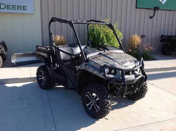 2016 John Deere XUV 550 Utility Vehicle For Sale