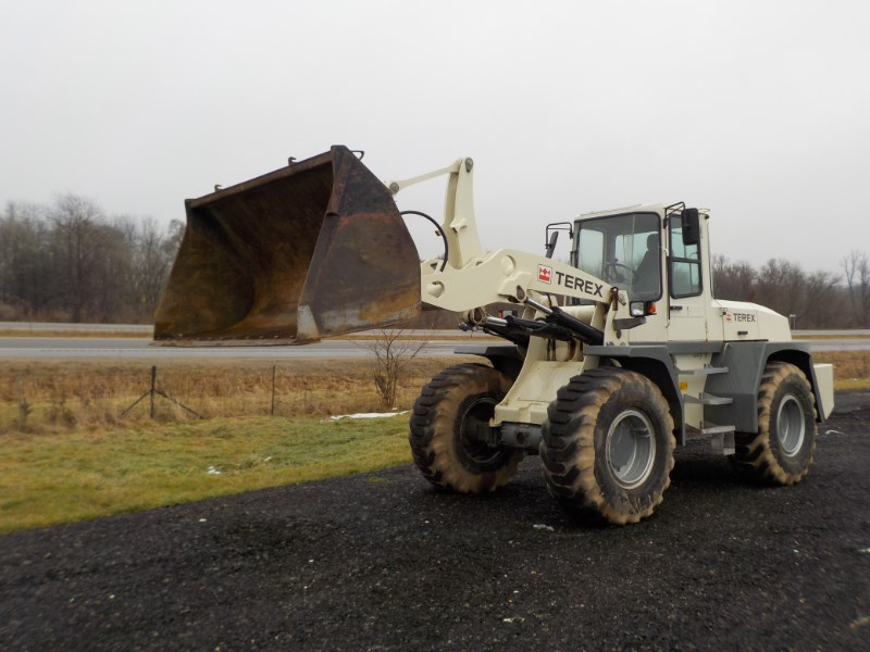 2005 Terex SKL873S Wheel Loader