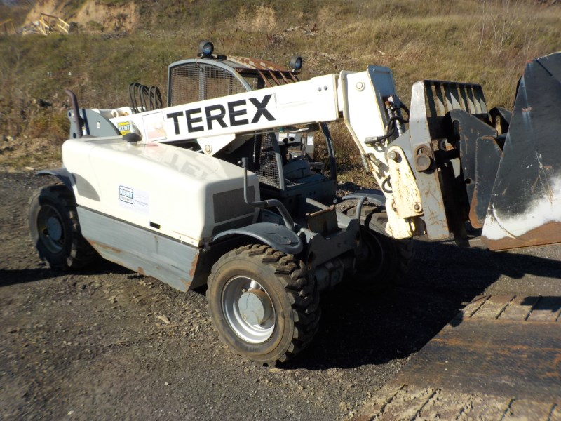 2006 Genie TX55-19 Telehandler