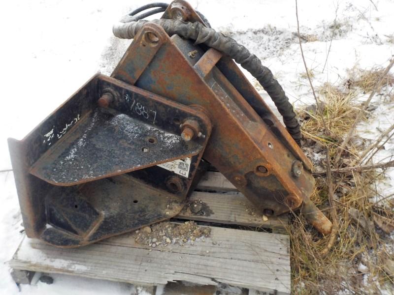 2003 Bobcat 2570 Hydraulic Hammer