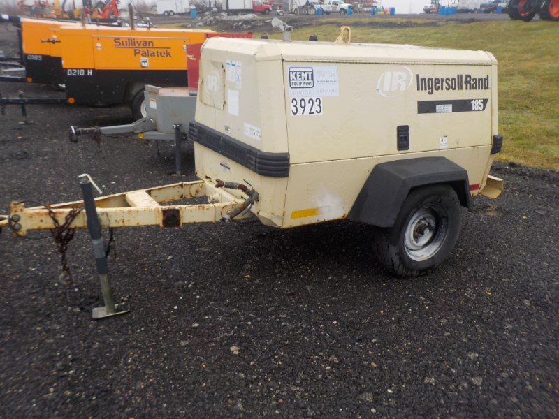 1999 Ingersoll 185 Air Compressor