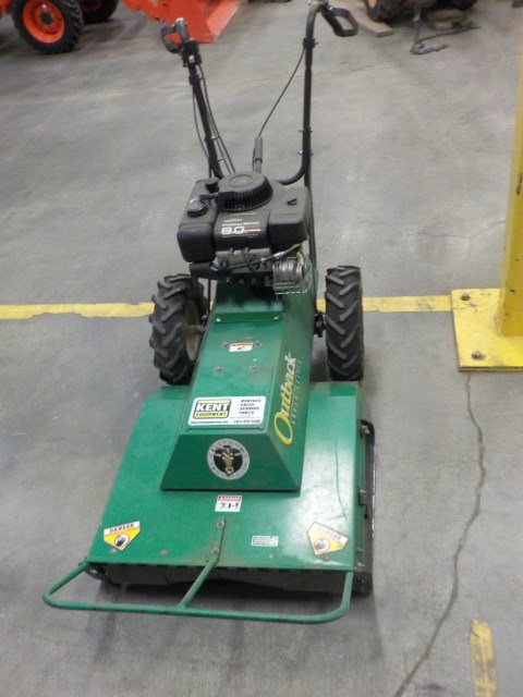 2002 Billy Goat BC2400 Walk-Behind Mower