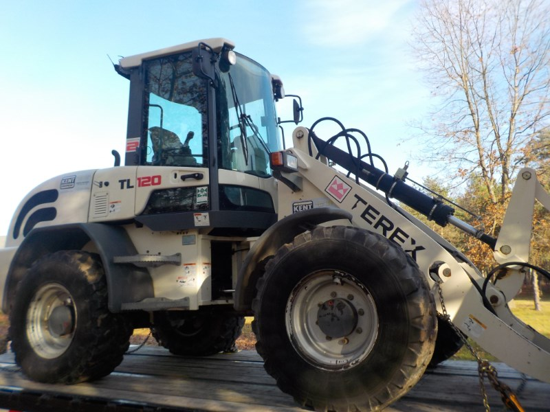 2010 Terex TL120 Wheel Loader