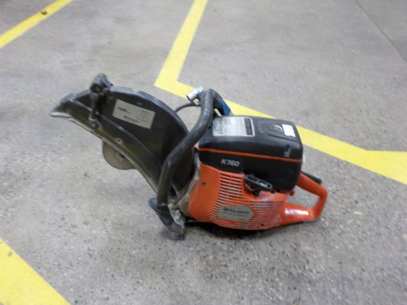 2012 Husqvarna K760 Cut-Off Saw