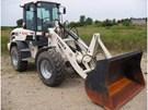Wheel Loader :  2010 Terex TL100