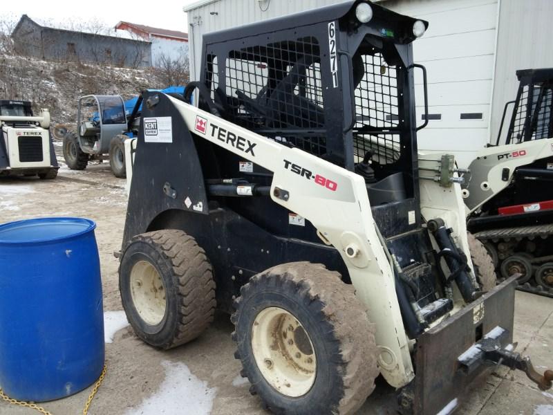 2013 Terex TSR80 Skid Steer