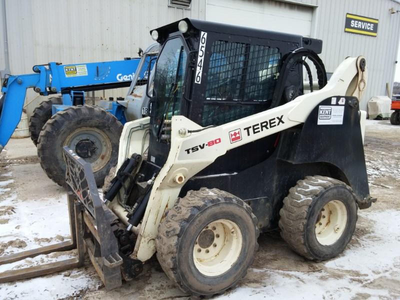 Terex TSV80 Skid Steer