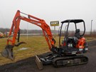 Excavator-Mini :  2013 Kubota KX91R1AS2