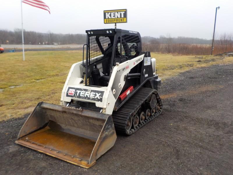 2013 Terex PT50 Skid Steer-Track
