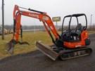 Excavator-Mini :  2014 Kubota KX040-4R1T