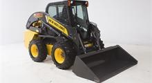 New Holland (NEW) L228 Open Cab Foot Controls Skid Steer For Sale