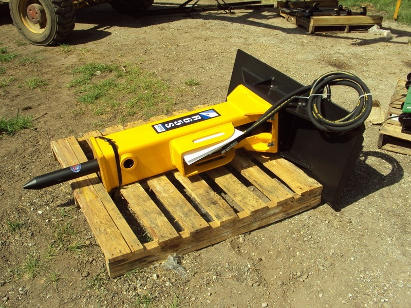 Arrowhead Rockdrill Hyd Hammer Hydraulic Hammer For Sale