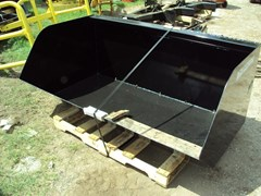 Bucket For Sale:  Blue Diamond Skid Steer Bucket