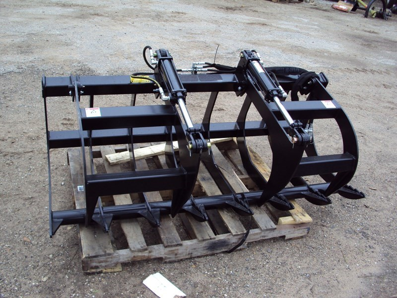 Blue Diamond 66IN Brush and Root Grapple For Sale