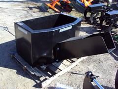 Skid Steer Attachment For Sale:  Blue Diamond Dispensing bucket