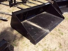 Skid Steer Bucket For Sale:  Blue Diamond quick attach buckets