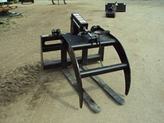 Grapple For Sale:  Other Skid Steer Fork Grapple