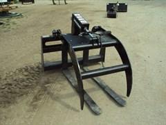 Grapple For Sale:  Other Skid Steer Fork Grapple