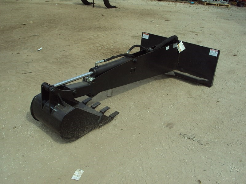 Other Skid Steer Backhoe 3 Point Backhoe Attachment For Sale