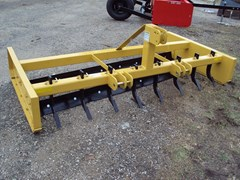 Box Blade Scraper For Sale:  Dirt Dog 8FT HD Grader
