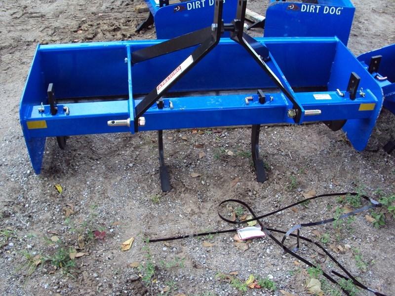Dirt Dog 5FT Box Blade Box Blade Scraper For Sale