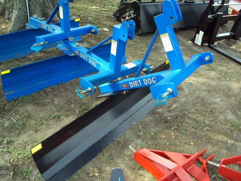 Dirt Dog 6FT Blade Blade Rear-3 Point Hitch For Sale