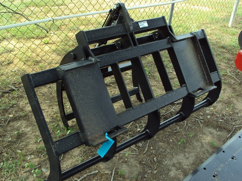 """Dirt Dog 60"""" Brush & Root AGGR60 Grapple For Sale"""