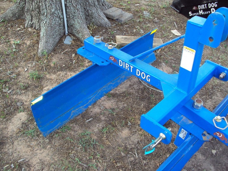 Dirt Dog 4FT Blade Blade Rear-3 Point Hitch For Sale
