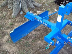 Blade Rear-3 Point Hitch For Sale:  Dirt Dog 4FT Blade