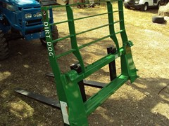 Pallet Fork For Sale:  Dirt Dog JD Style Forks