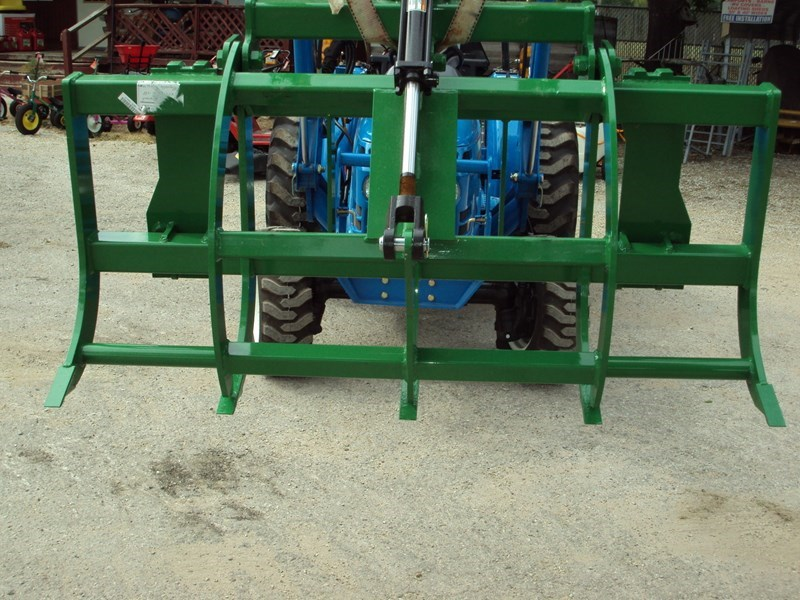 Dirt Dog JD Style Brush&Root Grapple For Sale