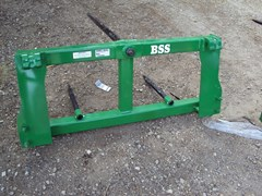 Bale Spear For Sale:  Dirt Dog John Deere 300 - 500 HD Bale Spear