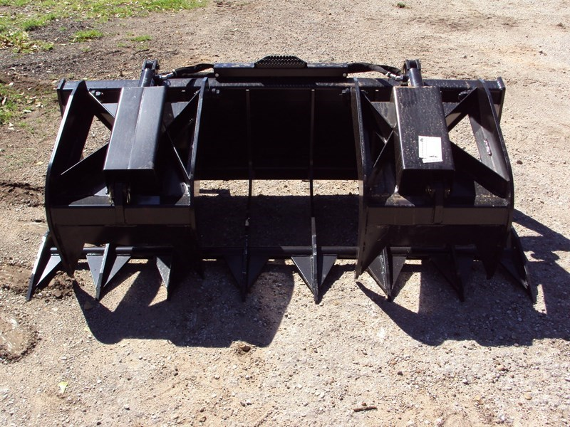 """Dirt Dog 72"""" HD Brush & Root Grapple For Sale"""