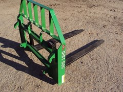 Pallet Fork For Sale:  Dirt Dog Pallet Forks