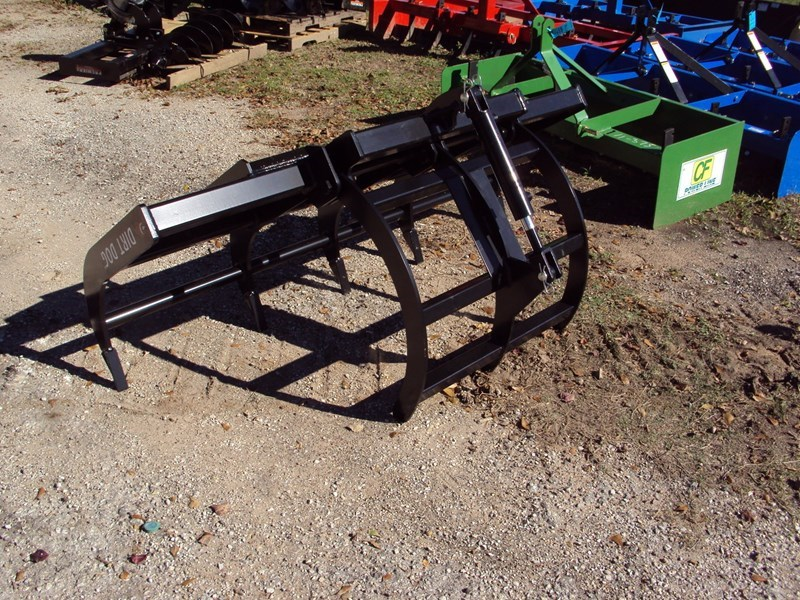 "Dirt Dog 72"" Grapple For Sale"