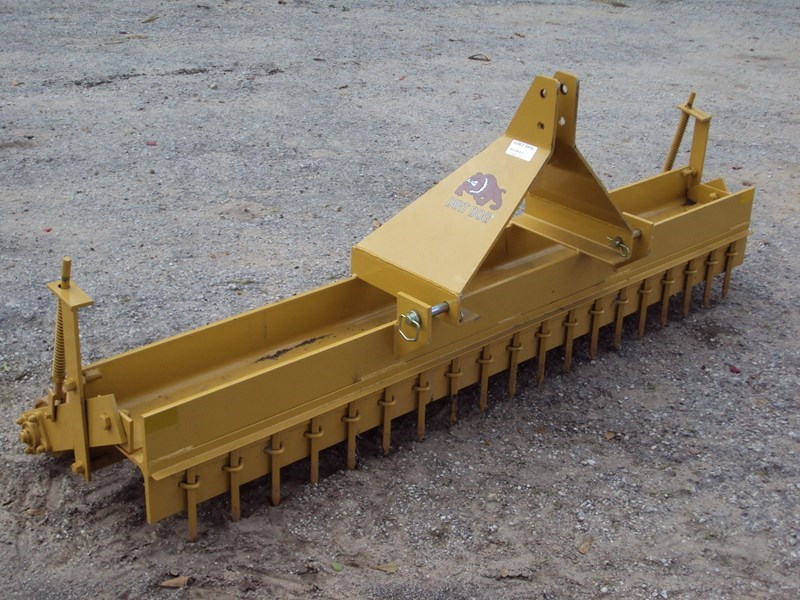 Dirt Dog 3pt pulverizer Pulverizer For Sale