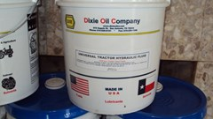 Misc. Ag For Sale:  Other Hydraulic Fluid